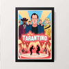 """Quentin Tarantino"" Wall Decor"