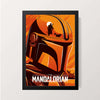 """The Mandalorian"" Wall Decor"