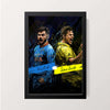 """Virat x Smith"" Wall Decor"