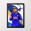 """Virat Kohli"" Wall Decor"