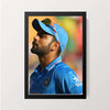 """The Captain - Virat Kohli"" Wall Decor"