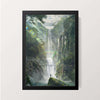 """Wonderland Waterfall"" Wall Decor"