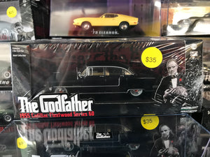 The Godfather 1955 Cadillac 1:43