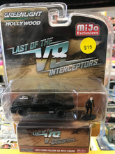 Load image into Gallery viewer, Mad Max Last of the V8 Interceptors 1973 Ford Falcon 1:64