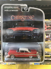Load image into Gallery viewer, Christine 1958 Plymouth Fury Evil Version 1:64