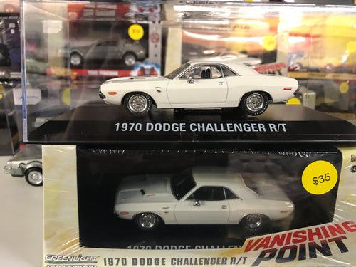 Vanishing Point 1970 Dodge Challenger R/T 1:43