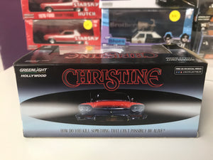 Christine 1958 Plymouth 1:43