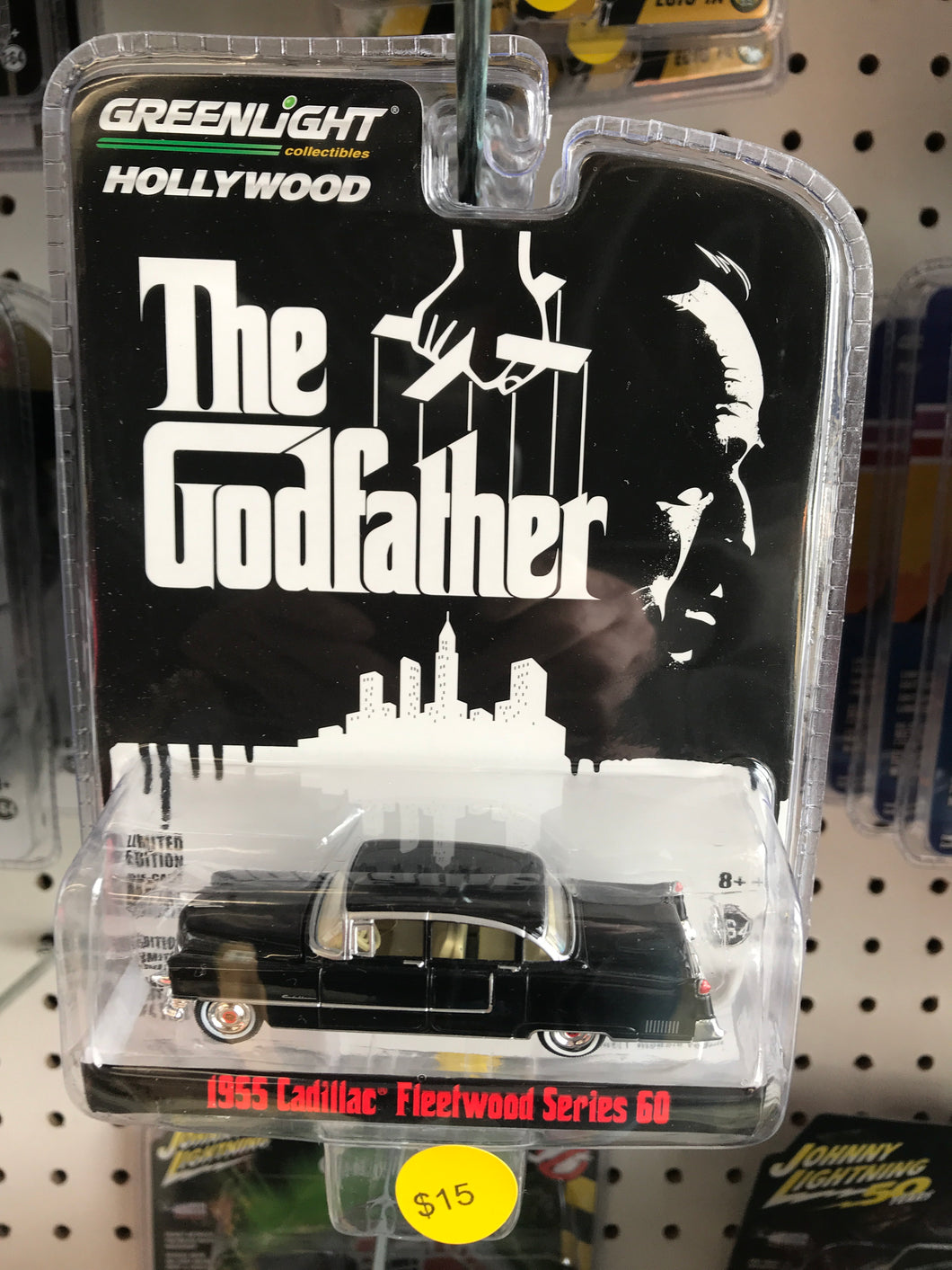 The Godfather 1955 Cadillac 1:64