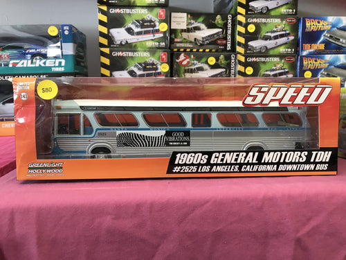 Speed 1969 General Motors Bus 1:43