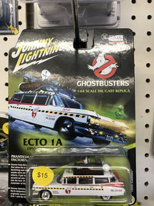 GhostBusters Ecto-1A 1:64