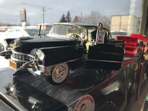 The Godfather 1955 Cadillac 1:18