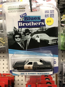 Blues Brothers Bluesmobile 1:64