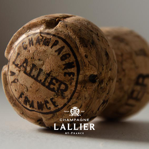 Lallier Champagne - The art of drinking well - History, Processes & Uniqueness