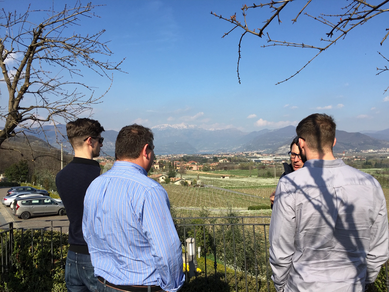 Discovering Northern Italy Wines - Wineries, Restaurants & Vineyards