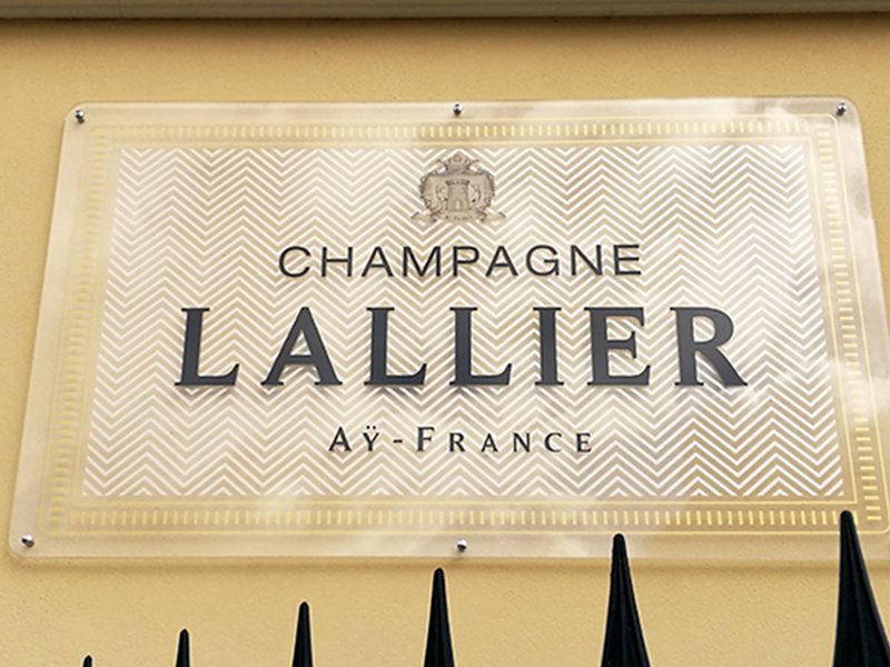 Is Lallier Champagne's best kept Secret? Cheers Wine Merchants thinks so...