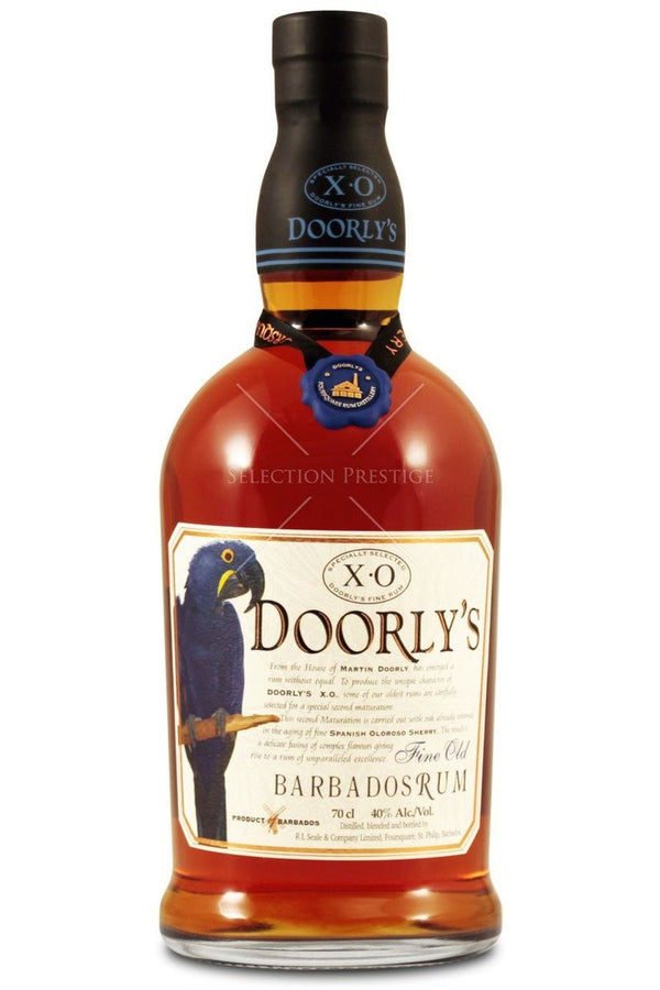 Doorly's XO Rum - Cheers Wine Merchants