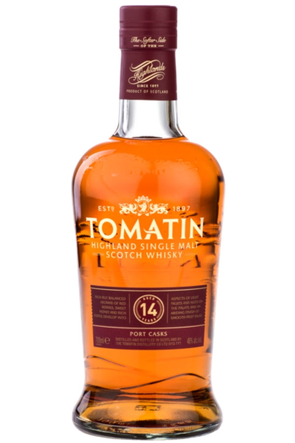 Tomatin 14 Year Old - Cheers Wine Merchants