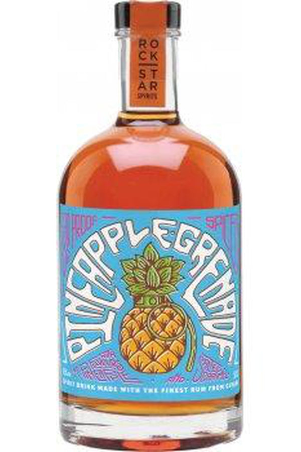 Pineapple Grenade Spiced Rum - Cheers Wine Merchants