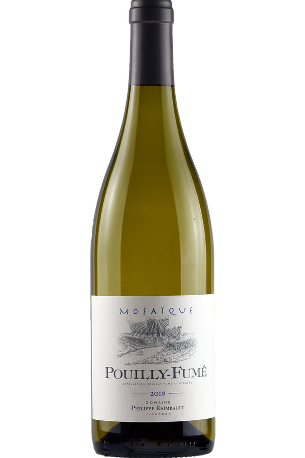 Domaine Philippe Raimbault Pouilly Fume 'Mosaique' - Cheers Wine Merchants