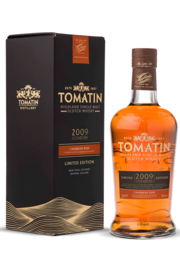 Tomatin 2009 Caribbean Rum Edition - Cheers Wine Merchants