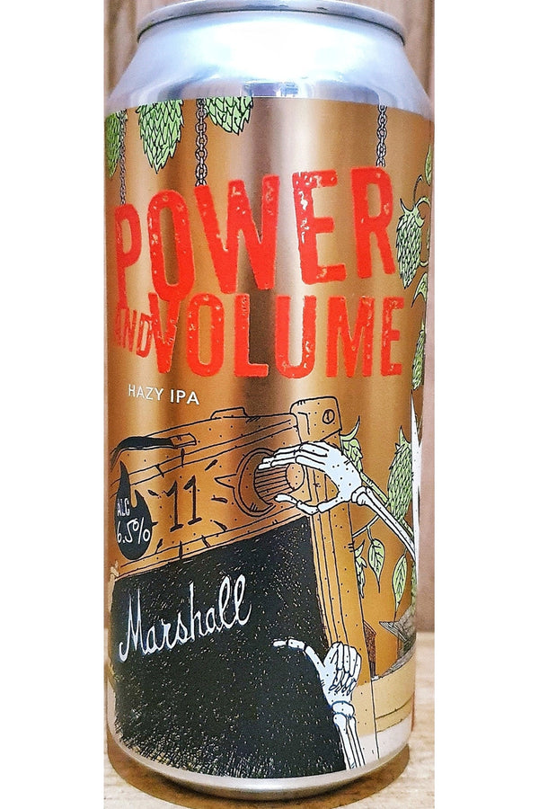 Crafty Devil Power and Volume