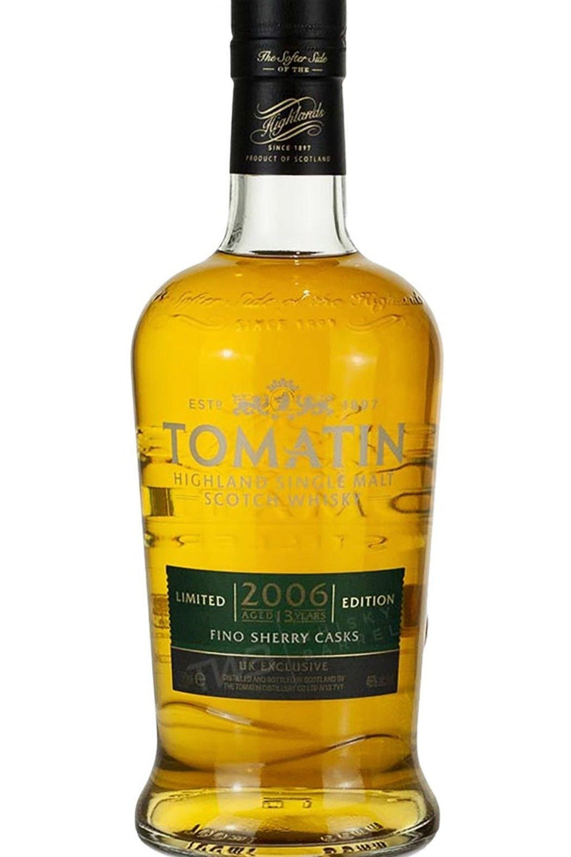 Tomatin Fino Sherry Cask 2006 Edition