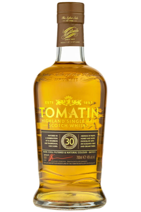 Tomatin 30 Year Old - Cheers Wine Merchants