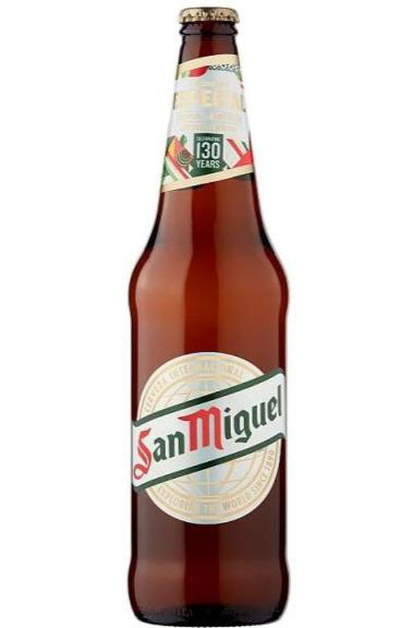 San Miguel Premium Lager 660ml - Cheers Wine Merchants