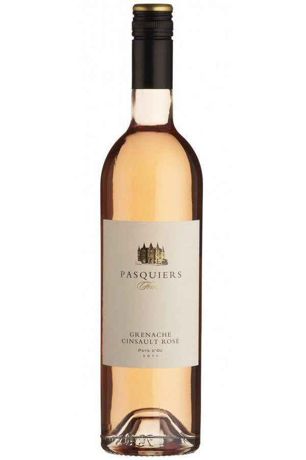 Pasquiers Grenache Cinsault Rose - Cheers Wine Merchants