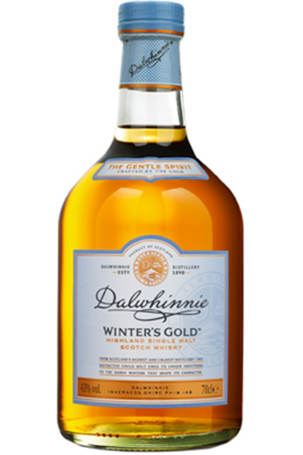 Dalwhinnie Winter's Gold - Cheers Wine Merchants