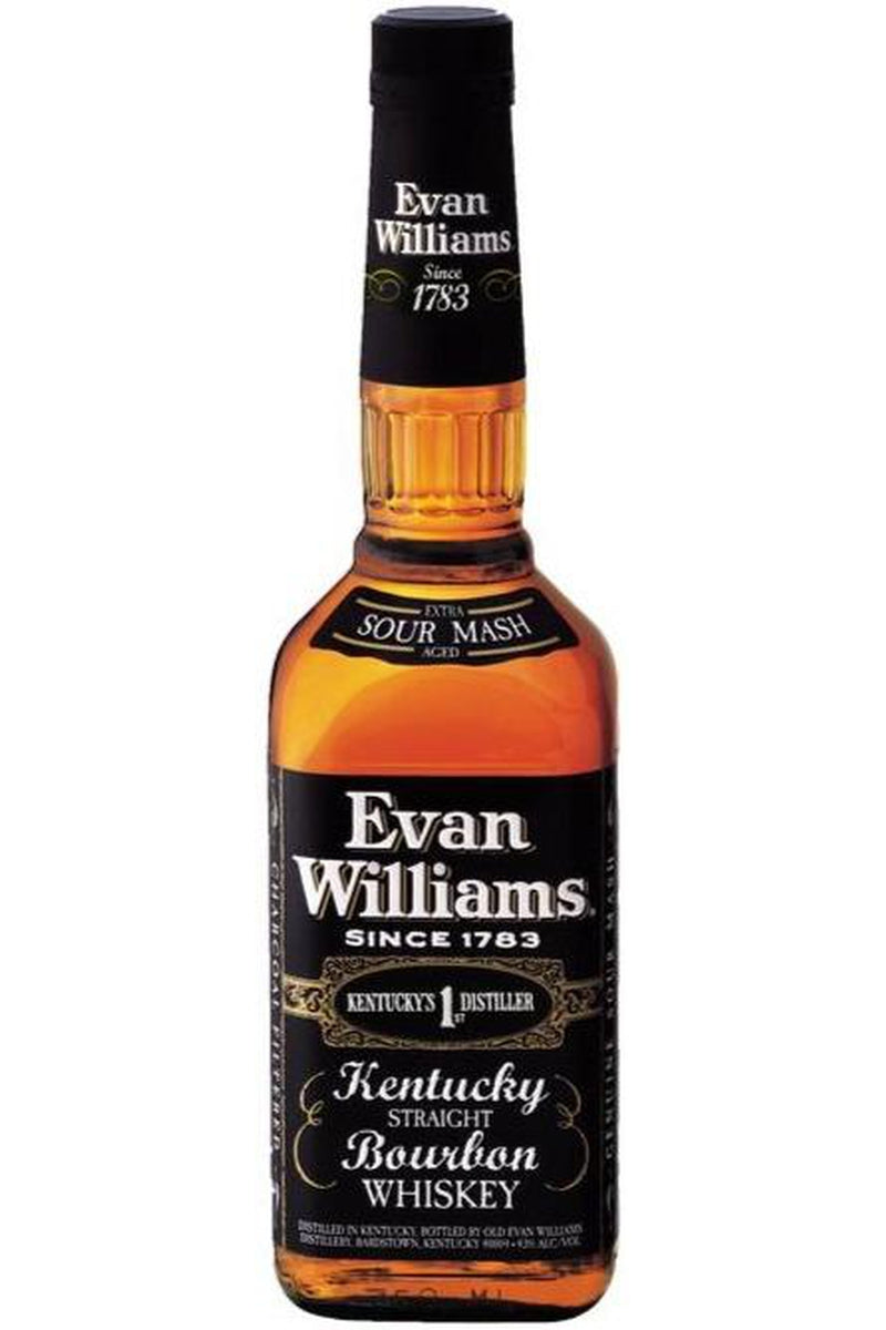 Evan Williams Kentucky Straight Bourbon