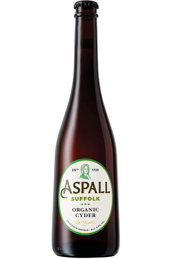 Aspall Organic Cyder Bottle - Cheers Wine Merchants