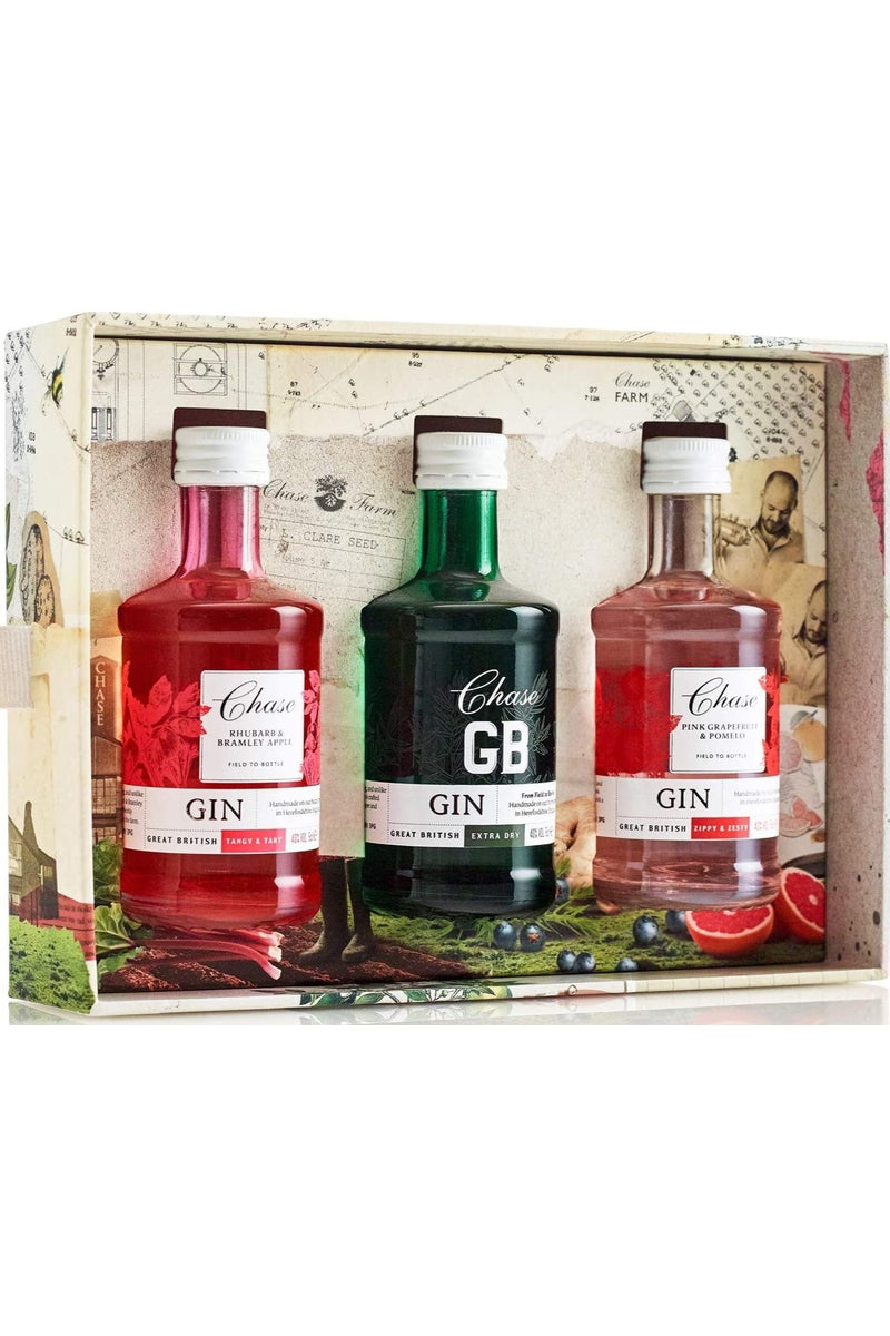 Edinburgh Gin Miniature Gift Set