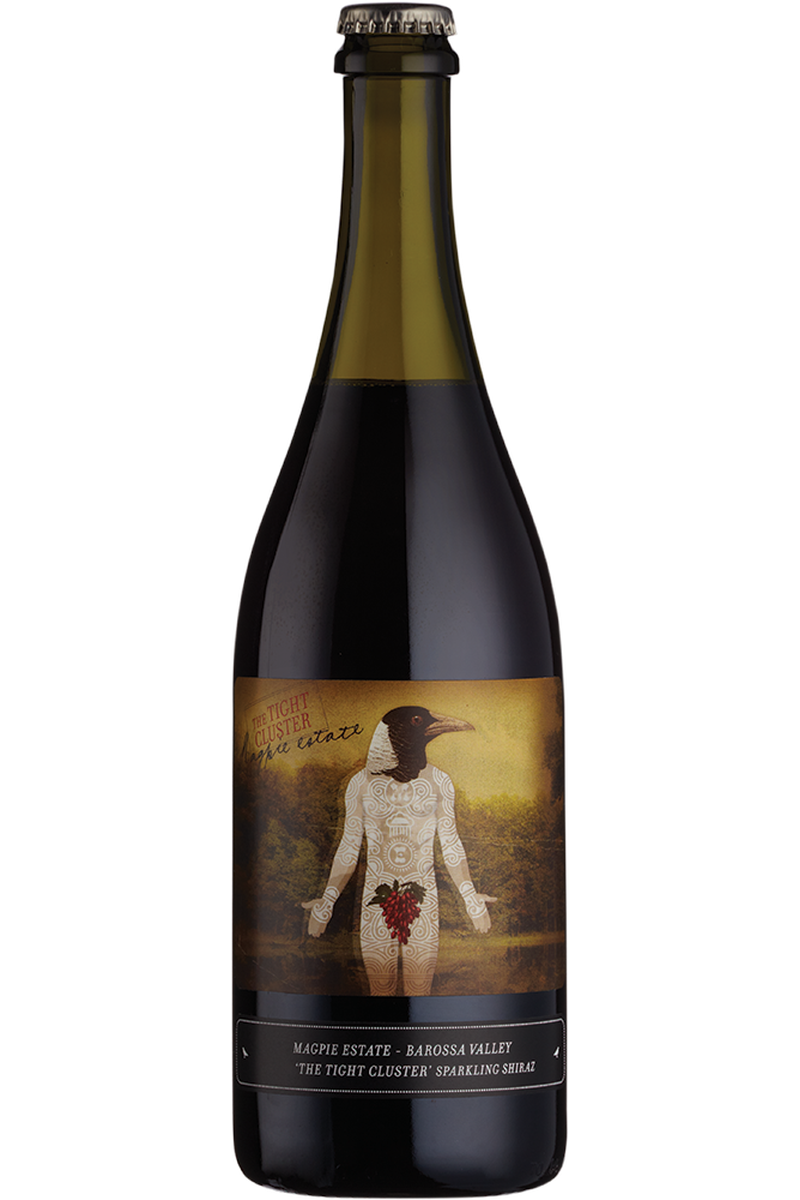 Smalltown Vineyards 'The Tight Cluster' Sparkling Shiraz - Cheers Wine Merchants