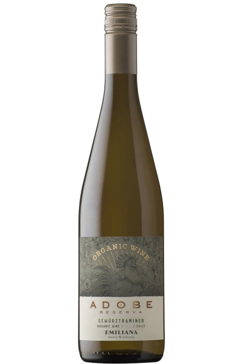 Emiliana Adobe Gewurztraminer - Cheers Wine Merchants
