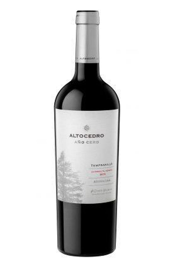 Bodega Altocedro Ano Cero Tempranillo - Cheers Wine Merchants