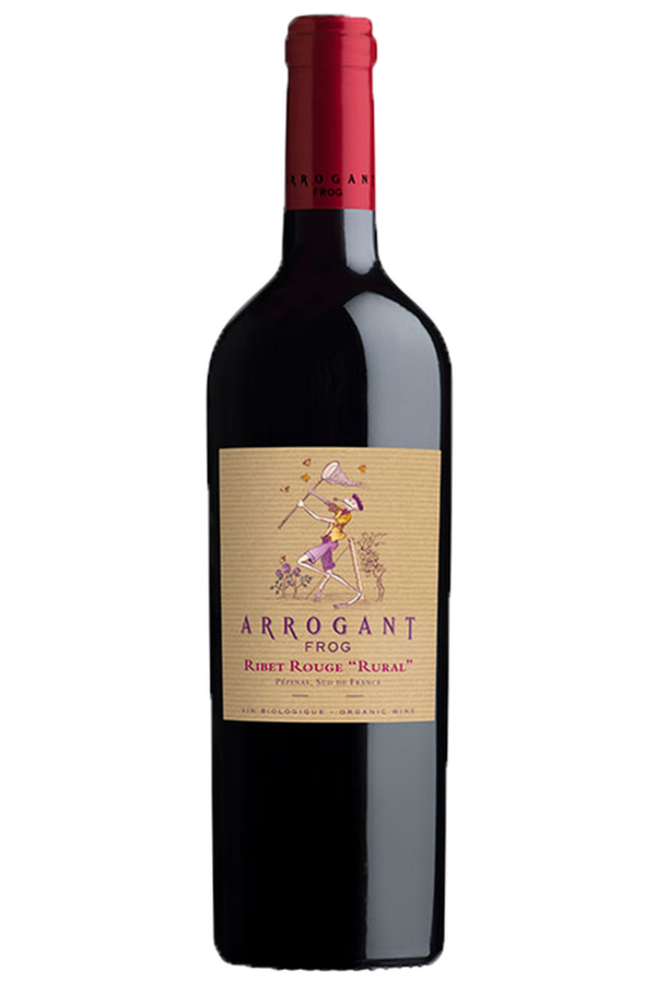 Arrogant Frog Ribet Rural Cabernet Merlot - Cheers Wine Merchants