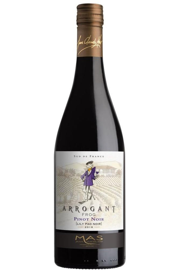 Arrogant Frog Lily Pad Pinot Noir - Cheers Wine Merchants