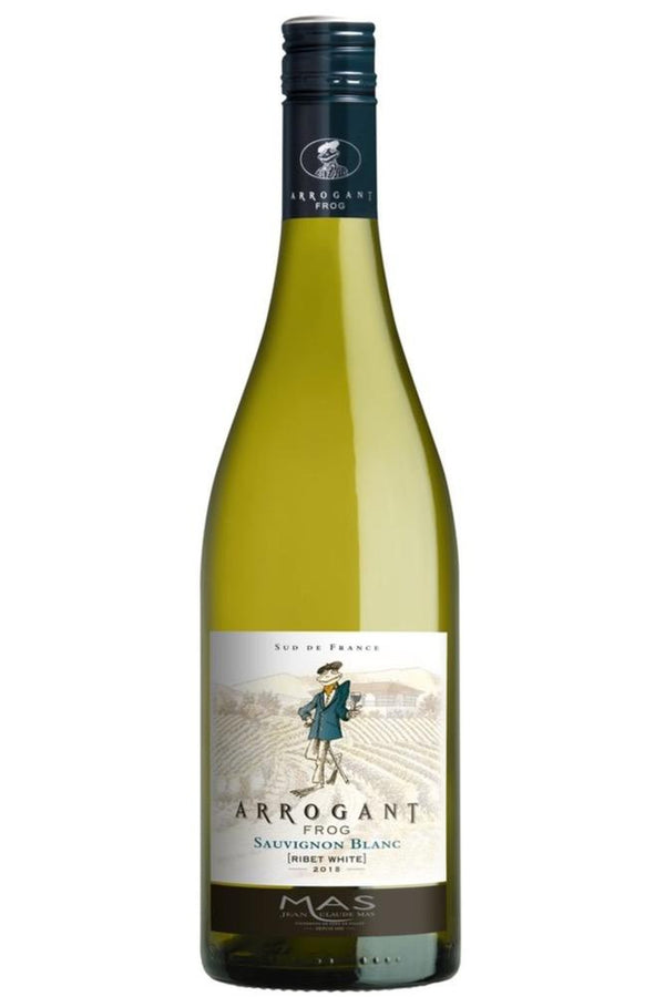 Arrogant Frog Ribet Sauvignon Blanc - Cheers Wine Merchants