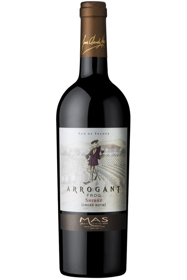 Arrogant Frog Croak Rotie Shiraz - Cheers Wine Merchants
