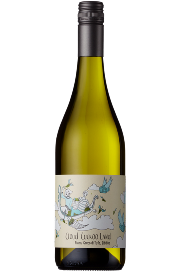 Wild and Wilder Cloud Cuckoo Land White - Cheers Wine Merchants