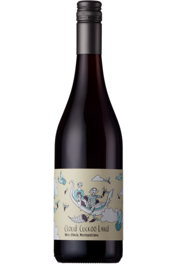 Wild and Wilder Cloud Cuckoo Land Red - Cheers Wine Merchants