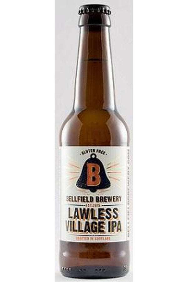 Bellfield Brewery Lawless Village IPA - Cheers Wine Merchants