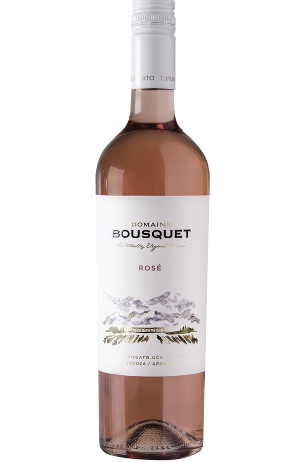Domaine Bousquet Rose - Cheers Wine Merchants
