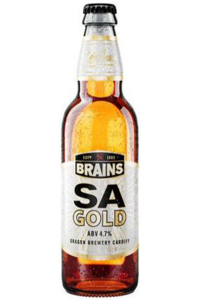 Brains SA Gold - Cheers Wine Merchants