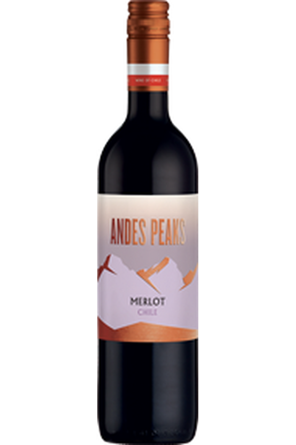 Andes Peaks Merlot - Cheers Wine Merchants