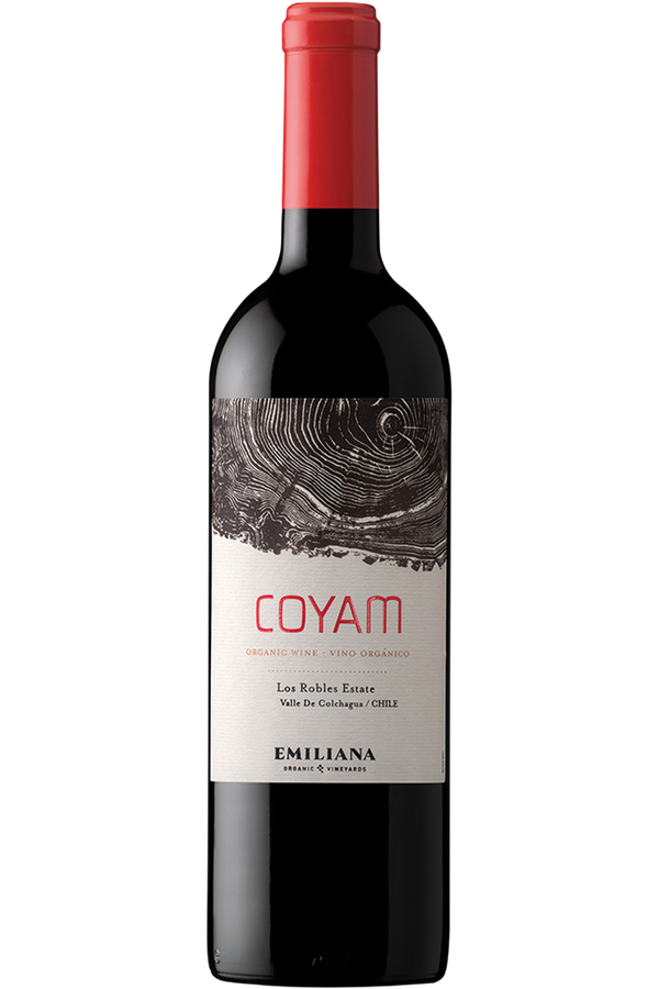 Emiliana Coyam - Cheers Wine Merchants