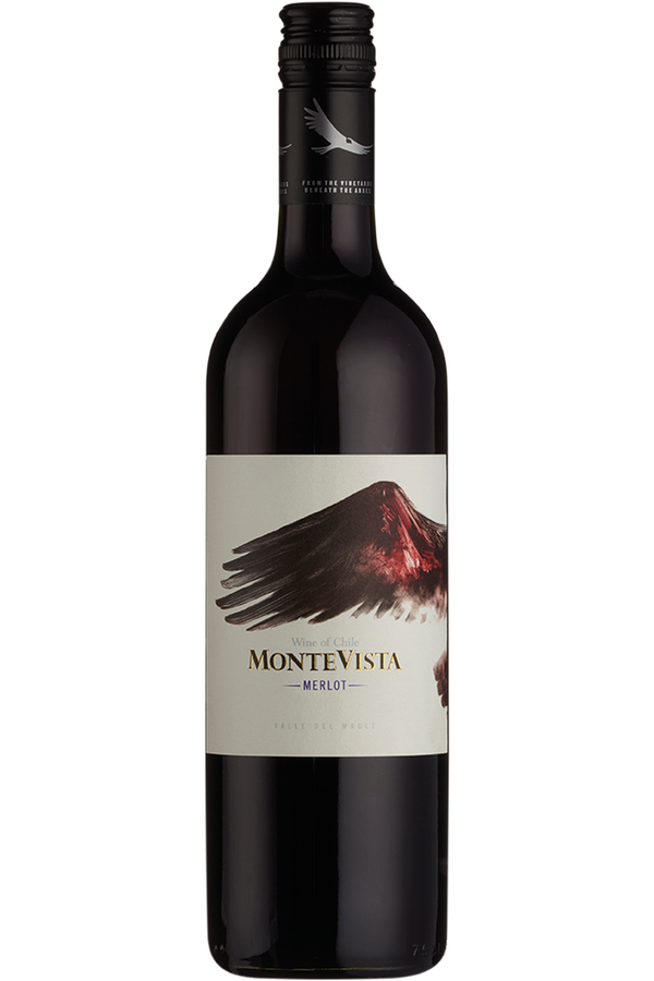 Montevista Merlot - Cheers Wine Merchants