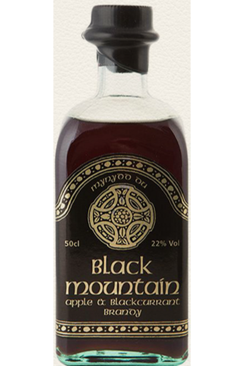 Black Mountain Apple and Blackcurrant Brandy - Cheers Wine Merchants