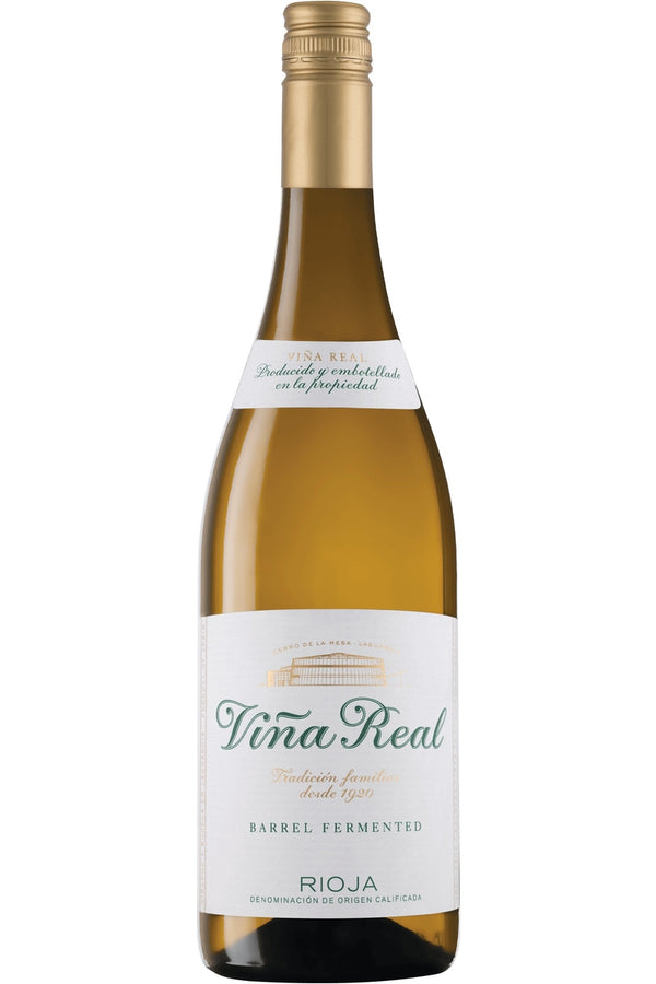 Cune Vina Real Blanco Barrel Fermented - Cheers Wine Merchants